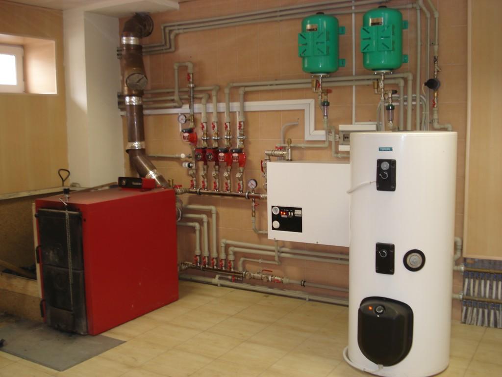Электрическое отопление дома без газа